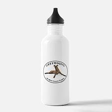 GVV Greyhound Couch Potato Water Bottle