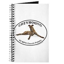 GVV Greyhound Couch Potato Journal