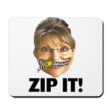 ZIP IT Mousepad