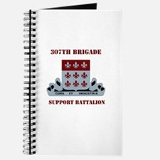 DUI - 307th Bde - Support Bn with Text Journal