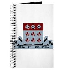 DUI - 307th Brigade - Support Battalion Journal