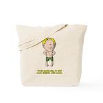 Naked Narya Tote Bag