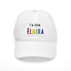 I'm from Elmira Baseball Cap