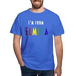 I'm from Elmira Dark T-Shirt