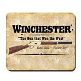 Winchester Classic Mousepad