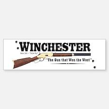Winchester Bumper Bumper Sticker