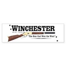 Winchester Bumper Sticker