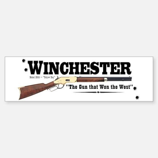 Winchester Sticker (Bumper)