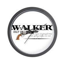 Walker Colt Wall Clock