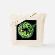 Unique Green Tote Bag