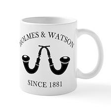 Holmes & Watson Since 1881 Mug