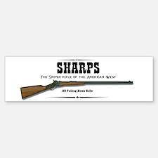 Sharps Rifle Bumper Bumper Sticker