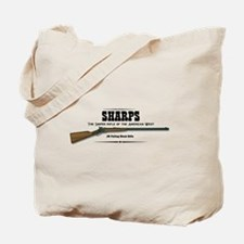 Sharps Rifle Tote Bag