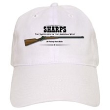Sharps Rifle Baseball Cap