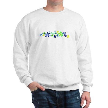 Poodle Sweatshirt