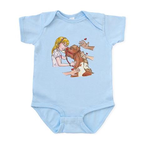 Love a little pinto Infant Bodysuit