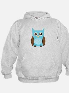 Blue Owl Hoody