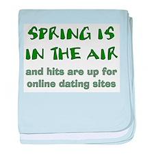 Spring Losers Online baby blanket