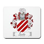 Sesto Family Crest Mousepad
