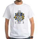 Sesso Coat of Arms White T-Shirt