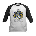 Sesso Coat of Arms Kids Baseball Jersey