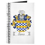 Serra Family Crest Journal
