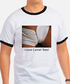 """I Love Camel Toes!"" T"