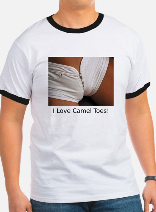 """""""I Love Camel Toes!"""" T"""