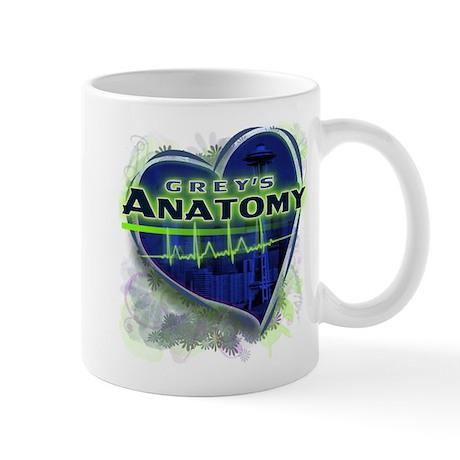 Grey's Anatomy TV Fan Mug