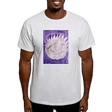 Kristopher Mayo Ash Grey T-Shirt