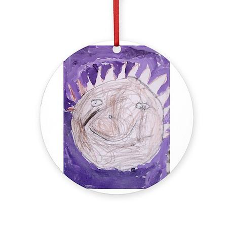 Kristopher Mayo Ornament (Round)