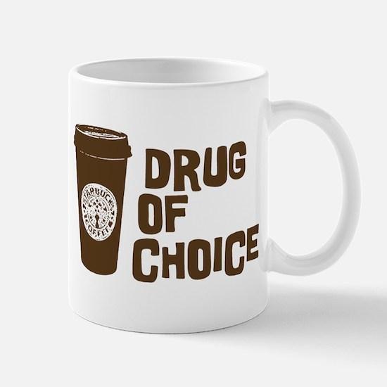 Coffee - Drug of Choice Mug