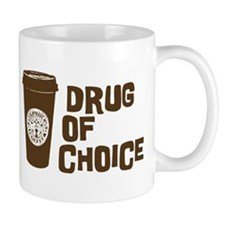 Coffee - Drug of Choice Mug