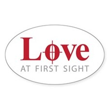 Love at first sight Decal