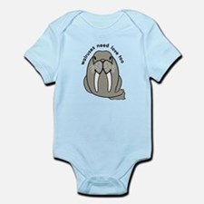 walruses need love too Onesie