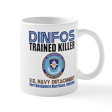 DINFOS Navy Mug