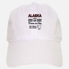 women are men Baseball Baseball Cap