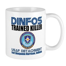 DINFOS Air Force Mug