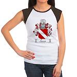 Secco Coat of Arms Women's Cap Sleeve T-Shirt