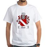 Secco Coat of Arms White T-Shirt