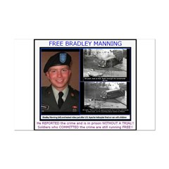 FREE Bradley Manning Posters