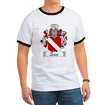 Secco Coat of Arms Ringer T