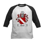 Secco Coat of Arms Kids Baseball Jersey