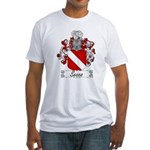 Secco Coat of Arms Fitted T-Shirt