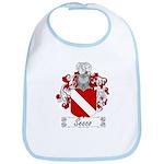 Secco Coat of Arms Bib