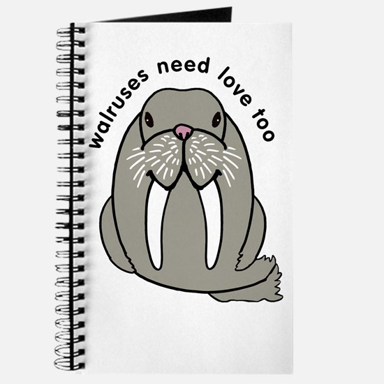 walruses need love too Journal