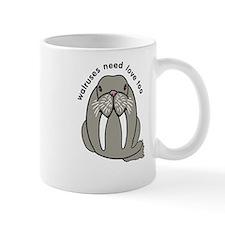 walruses need love too Mug
