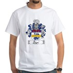 Scuri Coat of Arms White T-Shirt