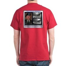 FREE Bradley Manning T-Shirt--Back Image Only
