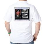 FREE Bradley Manning Golf Shirt